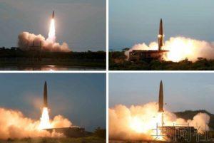 """详讯:金正恩视察导弹发射 向韩军发出""""严重警告"""""""