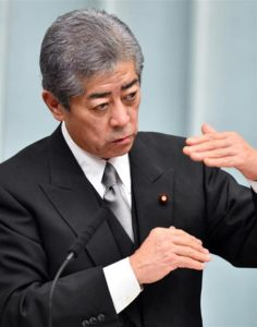 详讯:日本政府断定朝鲜飞行物为短程弹道导弹
