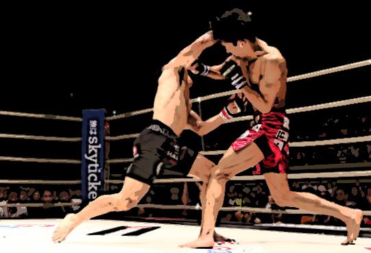アウトサイダー・朝倉海、二冠王者・堀口恭司をまさかの初回TKO!【連載:アキラの着目】