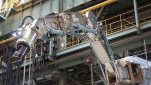 日本愿为朝鲜反应堆报废作业提供机器人,曾用于福岛核电站