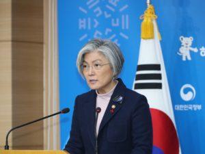 快讯:韩外长要求日本取消出口管制强化措施