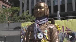 详讯:日本政府要求韩总统遵守慰安妇共识