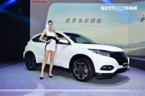 SUV依旧夯不停Honda有意推出更入门休旅抢攻市场