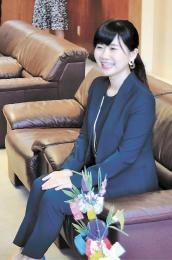 福原爱退役后继续为家乡仙台担任观光大使