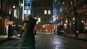 《Final Fantasy VII 重制版》公布「第八区」概念图片等情报
