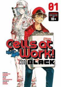 《工作细胞》外传漫画《工作细胞BLACK》将休刊至10月