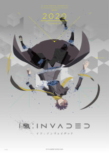 青木英导演新作动画《ID:INVADED》新信息公开