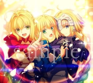 《Fate》系列主题曲合辑「Fate song material」将于12月发售