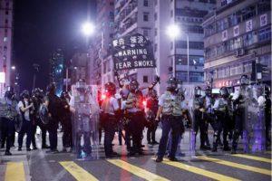 快讯:日本外务省就前往香港发布危险提醒