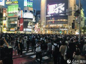 """多领域共同刺激下的涩谷""""夜间文化"""""""