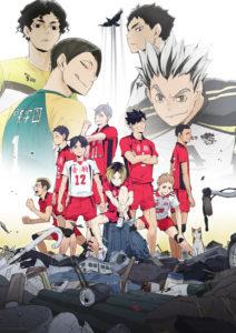 《排球少年》新系列OVA明年1月发售