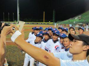 决赛再对日本台湾教头李国强:绝对很有信心