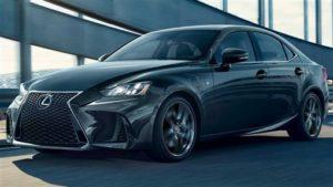 传闻满天飞Lexus IS大改款可能再与BMW合作