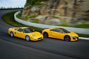 致敬不只是造型NSX重启鲜黄色精典涂装