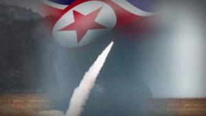 详讯2:朝鲜发射2枚飞行物 或为短程弹道导弹