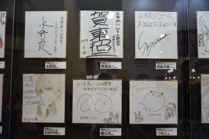 【漫博2019】台湾角川20周年同庆,历年作者极珍贵签绘真迹展演!