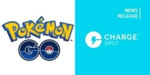 InfoRich×Niantic宣布合作!「ChargeSpot」补给站《Pokémon GO》即将登场