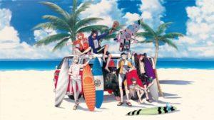 夏天就是看帅哥冲浪!女性向企划《WAVE!!》宣布推出手机游戏并且动画化