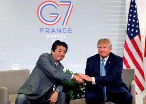 美日达成贸易协议川普目前不考虑对日本汽车加征关税