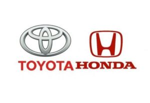 丰田和本田7月在华新车销量创新高