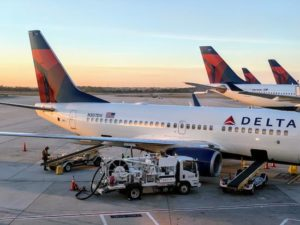 达美航空将撤出成田机场 其重要地位被动摇