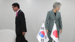 """日韩对立愈演愈烈 美国""""和事佬""""难当"""
