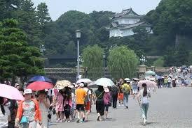 详讯2:7月访日游客创新高 韩国因关系恶化减少7.6%