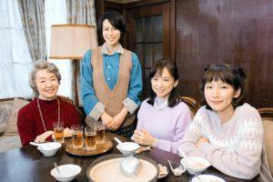 吉冈里帆·中谷美紀出演《同一屋檐下的四个女人》剧情动人引发思考