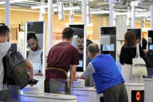 日本成田机场启用外国乘客人脸识别出境及海关电子申报服务