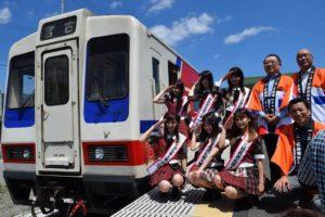 AKB48成员受邀成为日本东北三陆铁道首任应援大使
