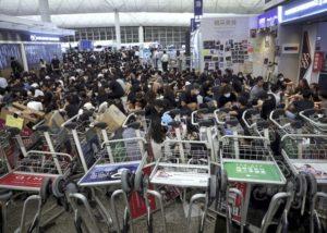 详讯:日本外务省就前往香港发布危险提醒