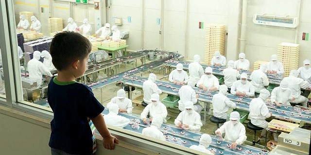 包装体験やお菓子の詰め放題ができる桔梗信玄餅工場テーマパーク【連載:アキラの着目】