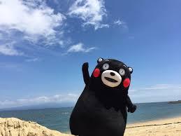 熊本熊来台为自传漫画登台与民众互动零距离