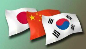 日中韩协调拟12月举行三国首脑会谈