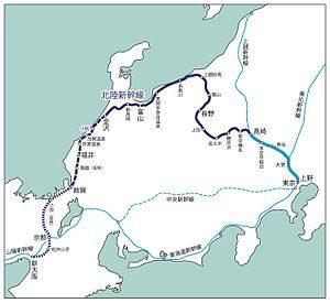 2023年北陆新干线将延伸至福井 福井县成立新协会发力入境游