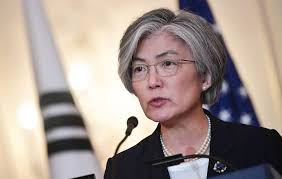 快讯:韩国外长期待为自由公平贸易合作