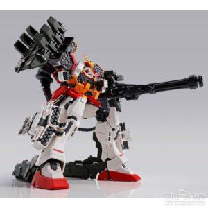 《高达W》重武装高达EW模型 全弹发射魄力爆表