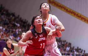 中国队力克日本队取得西昌国际女篮锦标赛两连胜