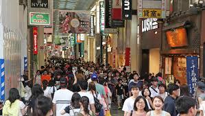 详讯:7月访日游客或达299万人 韩国减少7.6%