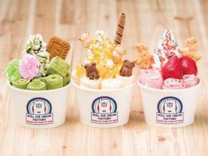 ROLL ICE CREAMFACTORY 表参道本店