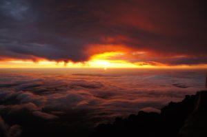 神之境界「富士山」