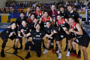 日本男篮实力大暴冲已接近澳洲、大陆、伊朗