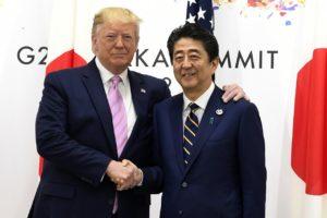 日本、美国目标9月达成贸易协议框架