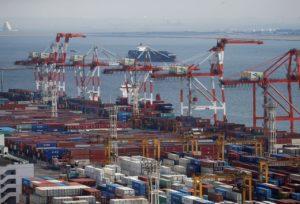 日本7月出口连八滑全球经济前景更加黯淡