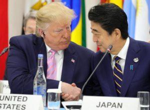 美日贸易谈判接近达成协议日车关税可望解危