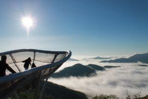 北海道「星野TOMAMU度假村云海平台」