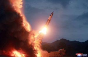 北韩又射两枚不明飞行物骂文在寅厚颜无耻别想坐下谈