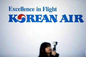 抵制赴日旅游伤到自家人韩航空业者7月来股价重挫30%