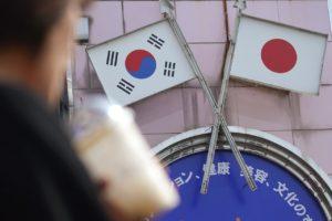 南韩再杠日本考虑月中独岛军演