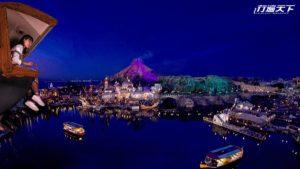 用「老鹰的高度」飞翔全球!东京迪士尼新设施梦幻启航